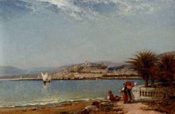 Cannes In The Riviera